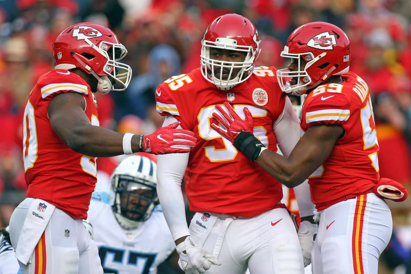 """Who is the biggest """"sleeper"""" on the 2018 Chiefs?"""
