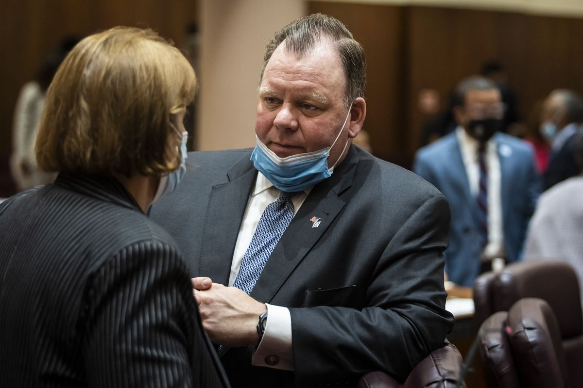 Ald. Patrick Daley Thompson (11th) is set to go on trial in two weeks.