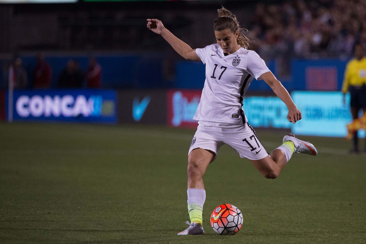 Tobin Heath notched her league-leading fourth assist in Portland Thorns FC's 1-0 win over the Boston Breakers Sunday afternoon.