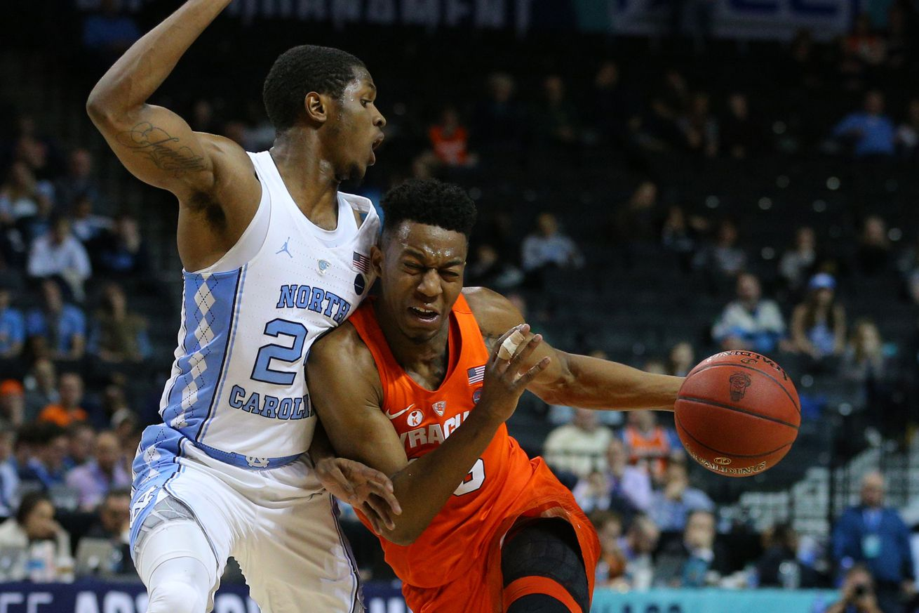 Syracuse Vs Unc Preview Five Things To Watch Scacchoops Com