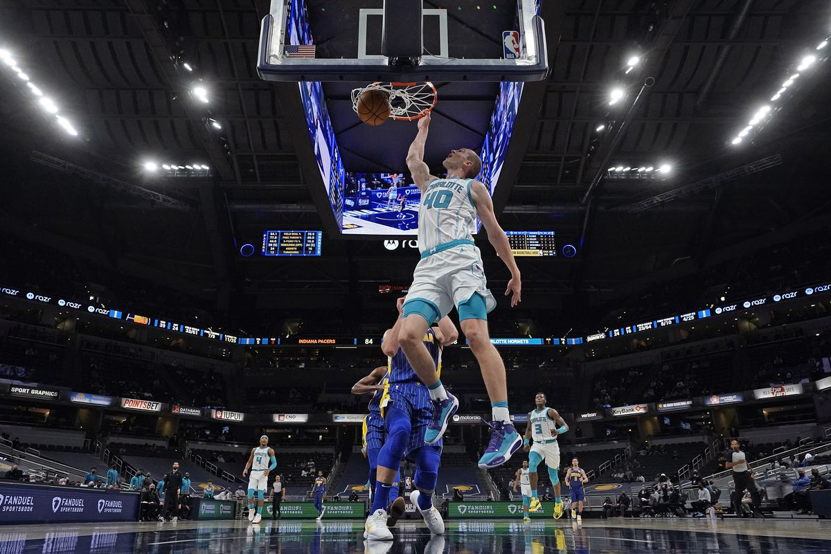 Play-In Tournament - Charlotte Hornets v Indiana Pacers