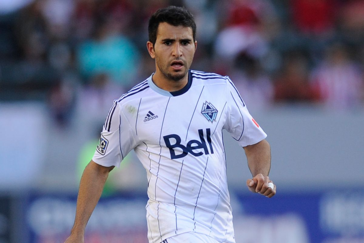 Vancouver Whitecaps defender Steven Beitashour was named to Iran's 2014 FIFA World Cup squad