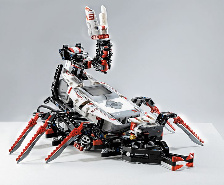 Lego's new Mindstorms EV3 robotics platform comes with Android and ...