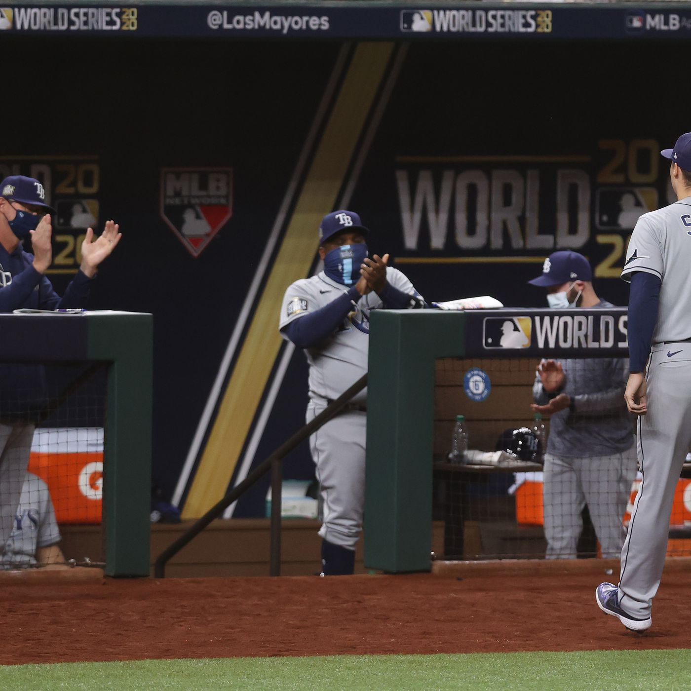 world series game 6 diary tampa bay rays fall short to los angeles dodgers draysbay series game 6 diary tampa bay rays