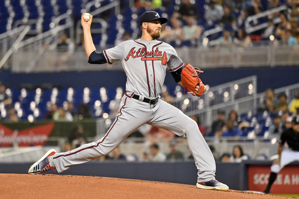 Braves Vs Dodgers Schedule And Probable Pitchers Talking Chop