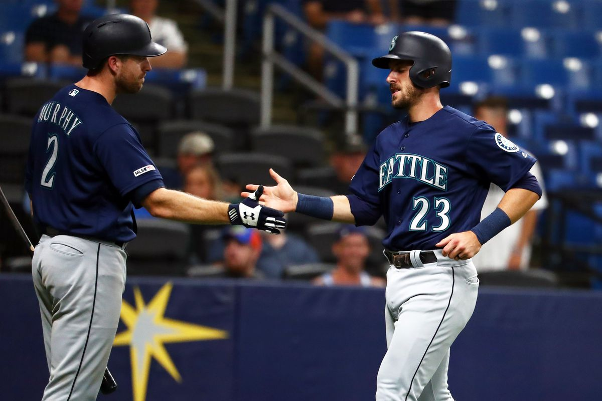 Tom Murphy and Kyle Seager discover lawless wilderness of Florida, stake claim to it