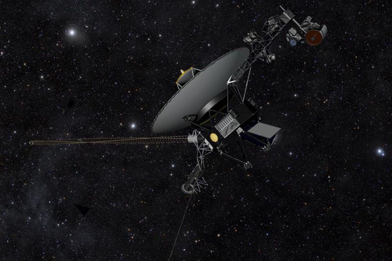 NASA fired up Voyager 1's backup thrusters for the first time in 37 years