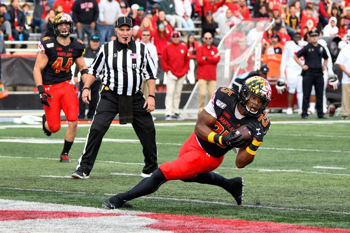 Antoine Brooks, Indiana, Maryland football