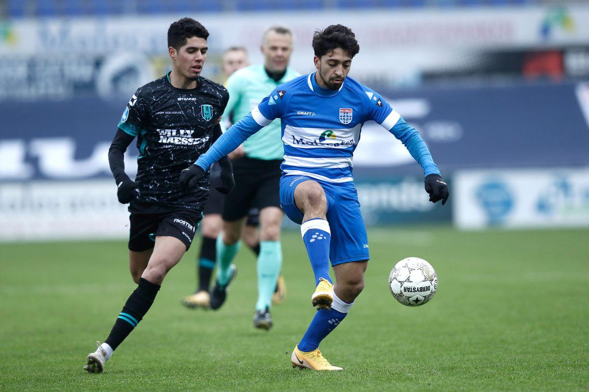 PEC Zwolle v RKC Waalwijk - Dutch Eredivisie