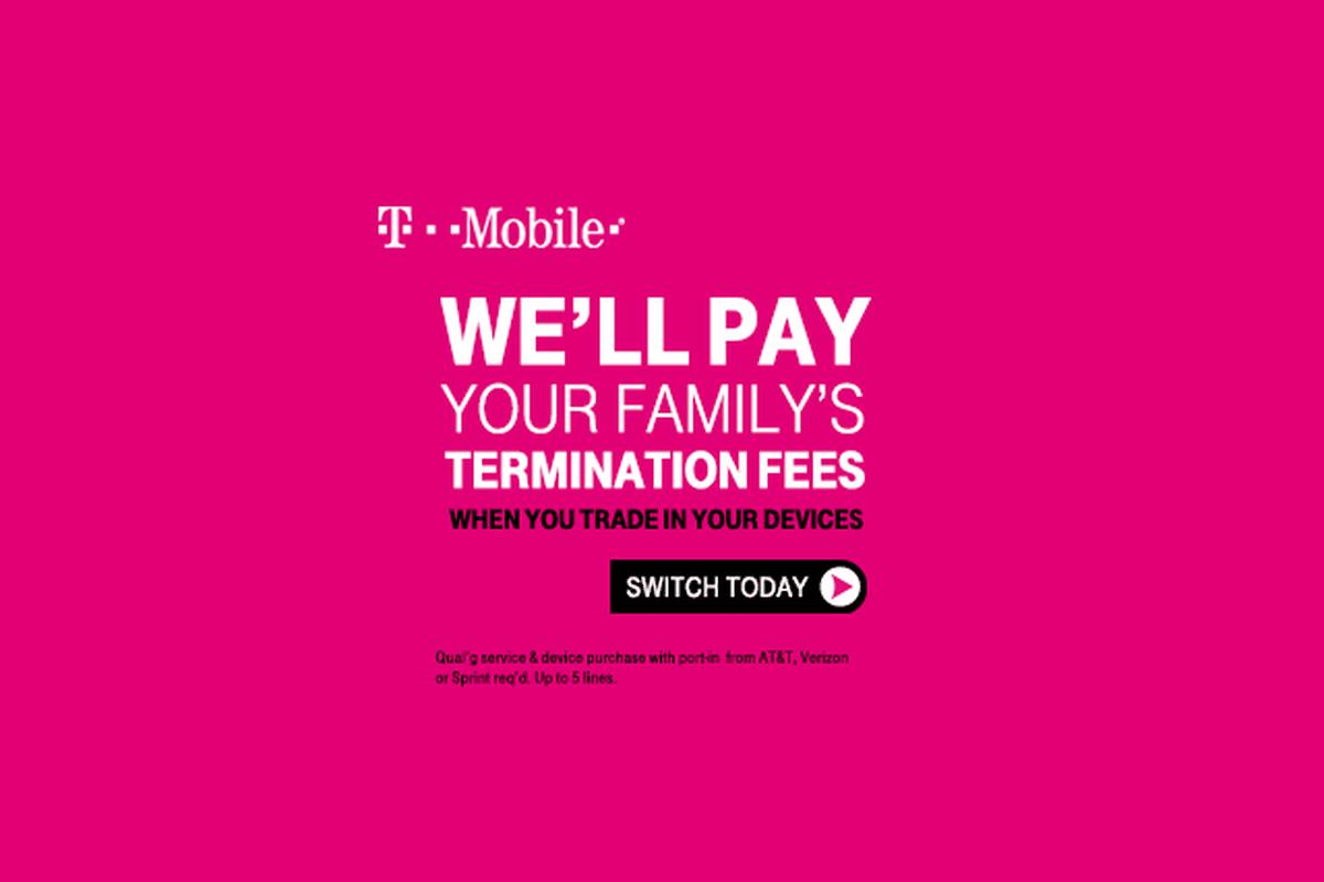 T-Mobile offer rumor banner