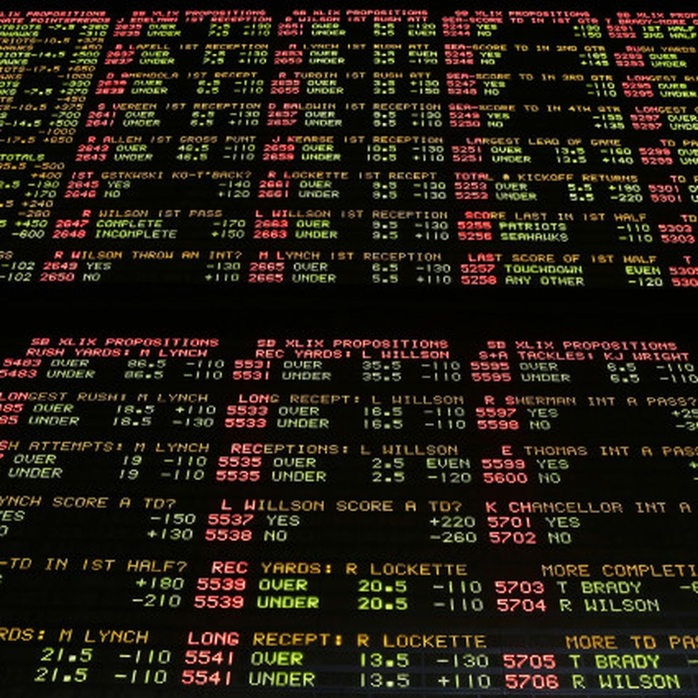 Betting odds lines sports betting with mastercard