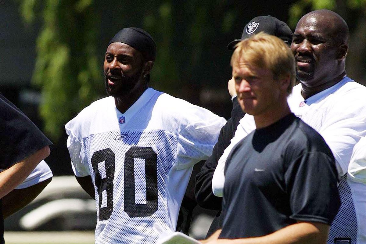 Halfway through Raiders camp and no fights: Jon Gruden uses lessons learned from time with 49ers thirty years…