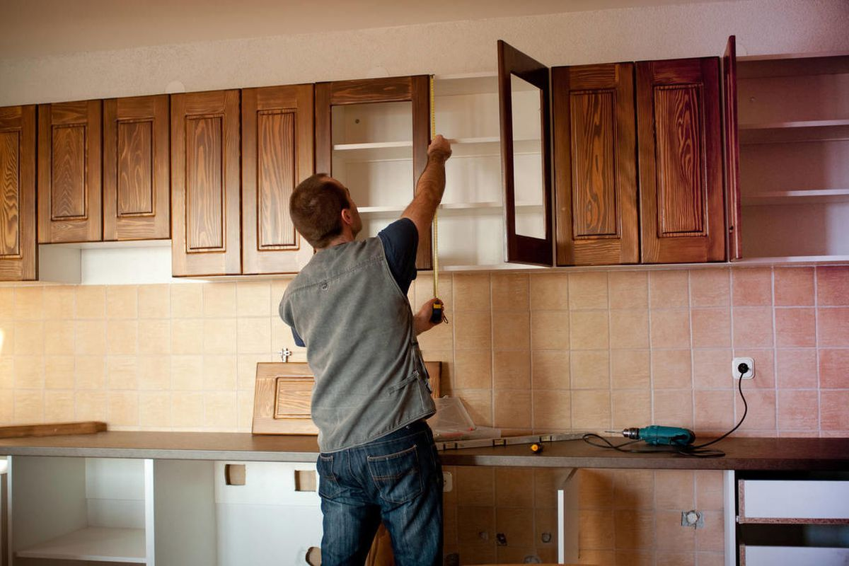 Install Your Own Kitchen Cabinets