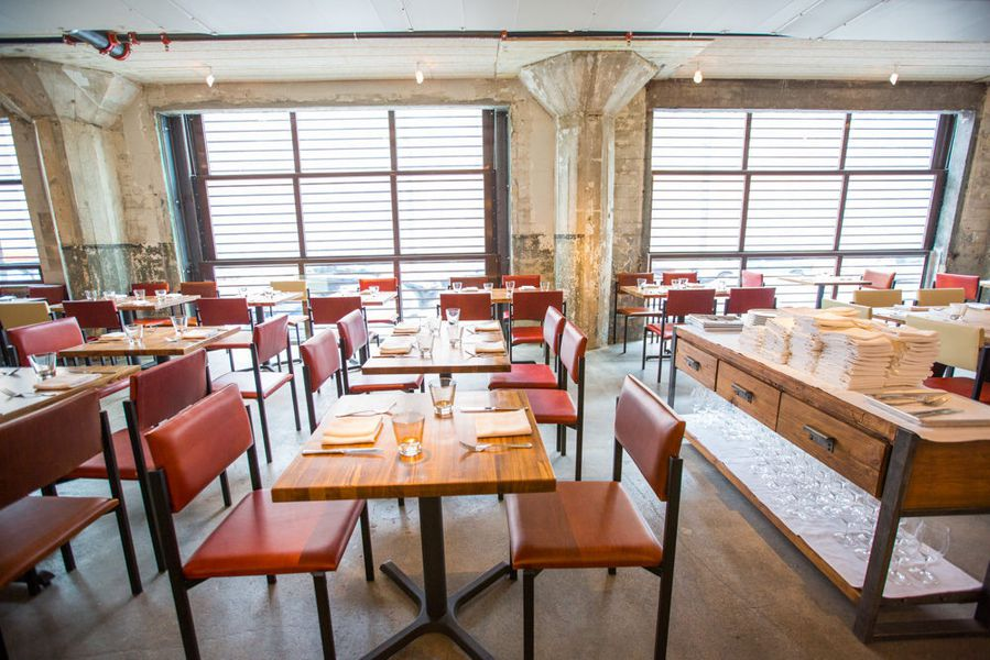 The Factory Kitchen, A Casual Trattoria In The Arts District