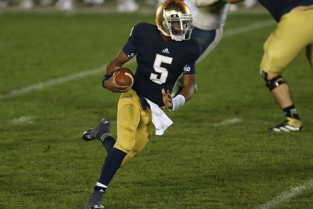 Pittsburgh v Notre Dame