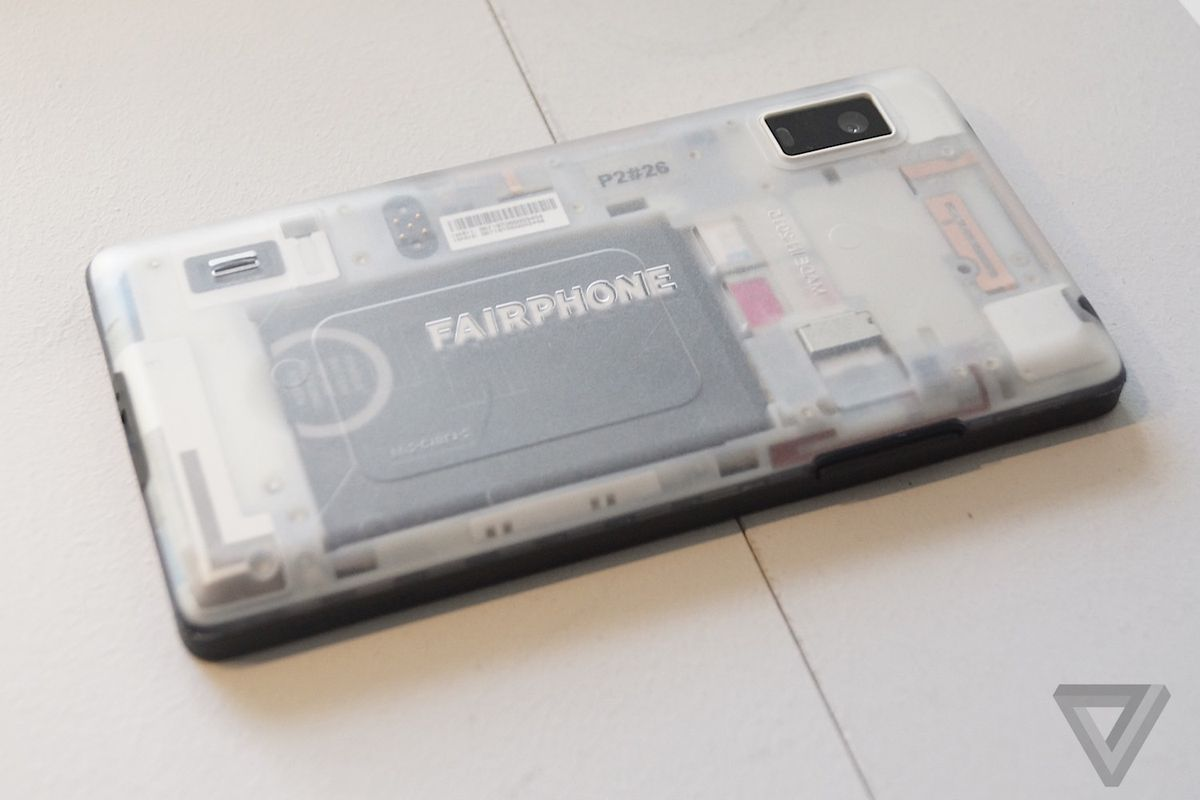 The environmentally conscious Fairphone 2 is now shipping ...