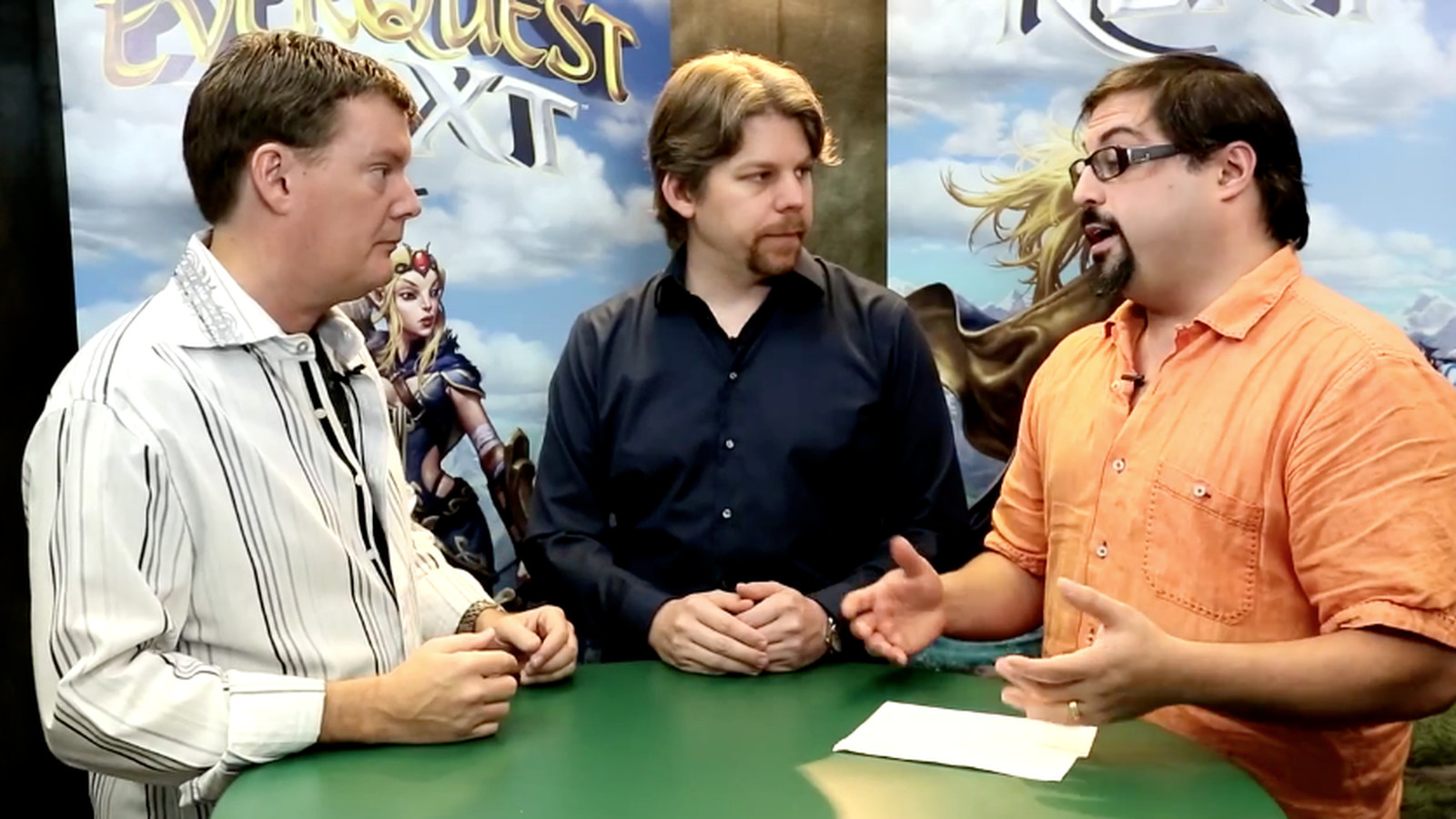 EverQuest Next dev won't restrict classes to races