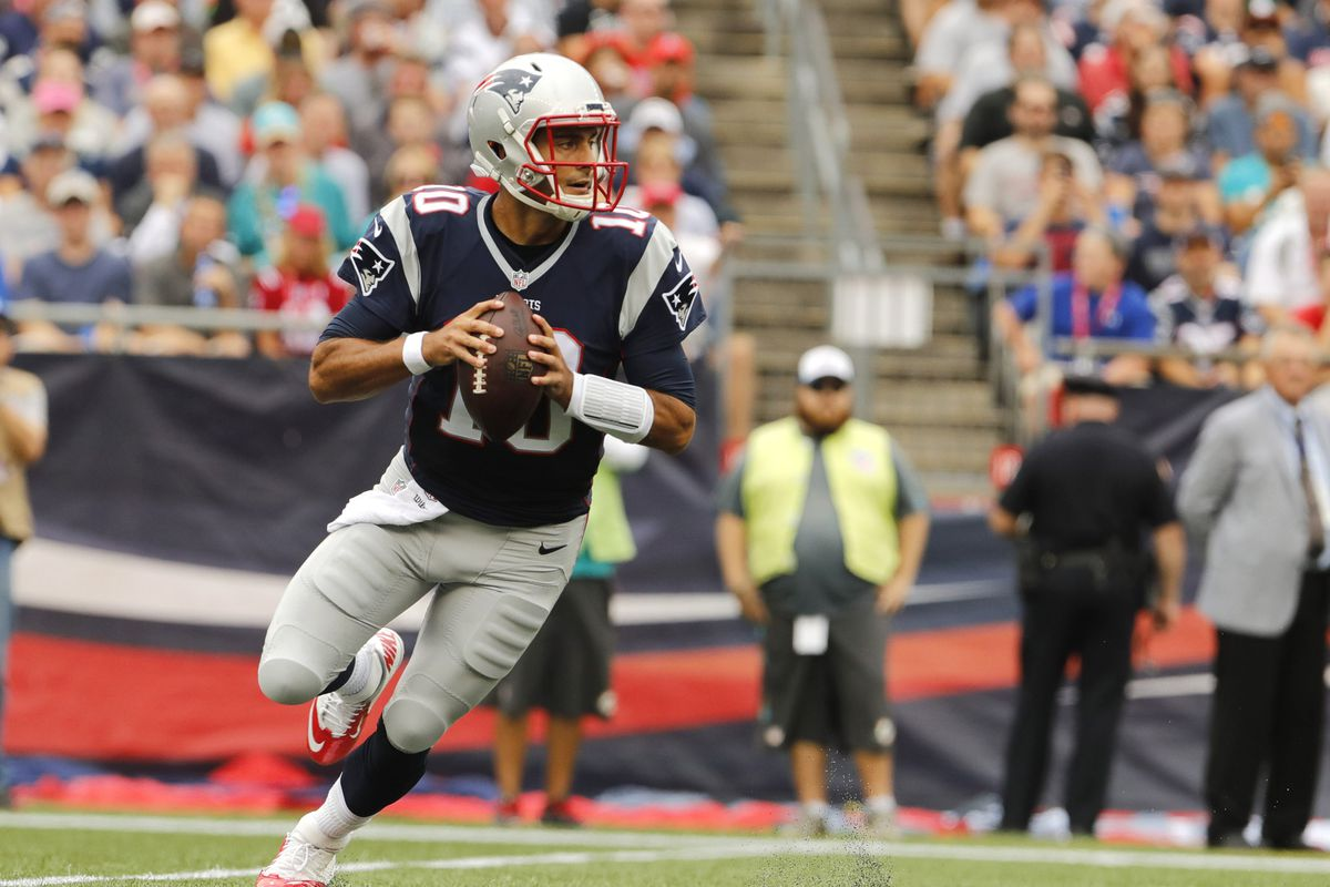 069f2d1ff01 Jimmy Garoppolo traded to 49ers from Patriots - SBNation.com