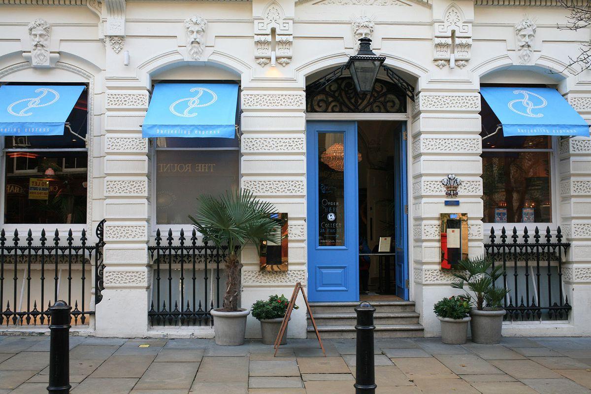 Asma Khan's Darjeeling Express's new home in Covent Garden