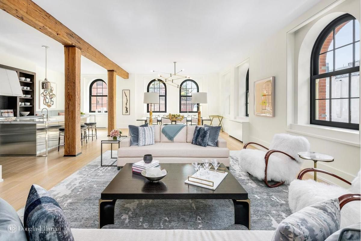 Tribeca's celebrity magnet, 443 Greenwich Street, unveils a $40K/month  rental