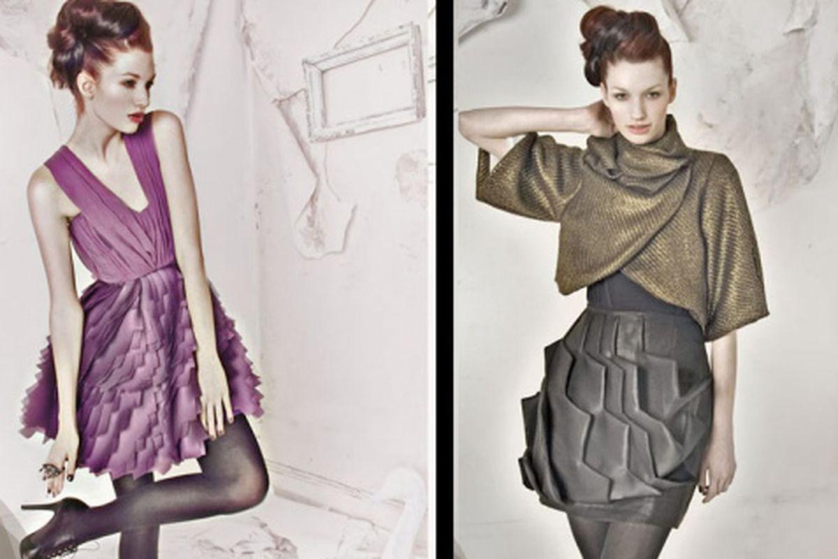 "Leanne Marshall fall collection images via <a href=""http://cyanatrendland.com"">Cyana Trendland</a>"