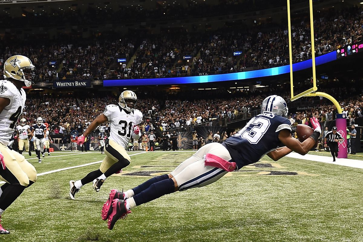 Are The Days Numbered For Terrance Williams In Dallas?