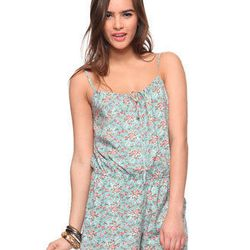 """<a href=""""http://www.forever21.com/Product/Product.aspx?BR=f21&Category=jumpsuit_romper&ProductID=2055984925&VariantID=""""> Forever 21 Floral jumper</a>, $14.50 forever21.com"""