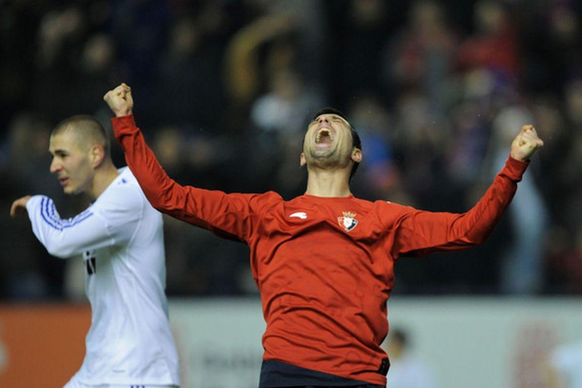 Will Osasuna celebrate the rapture as a Primera side?