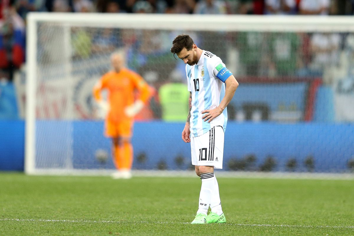 811504fe4bd Did Lionel Messi fail his team  Or did he never have a chance to succeed
