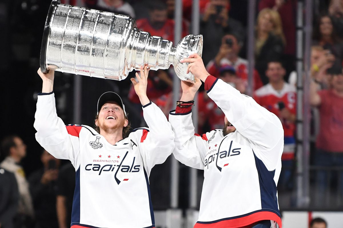 NHL: Stanley Cup Final-Washington Capitals at Vegas Golden Knights