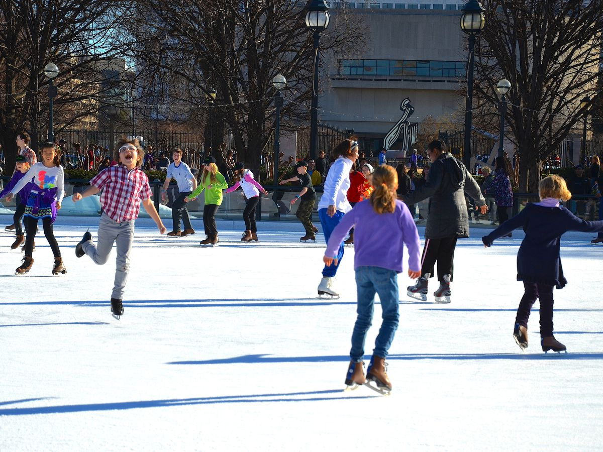 The D.C. area's best ice-skating rinks, mapped - Curbed DC