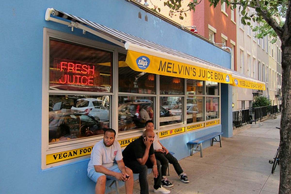 Melvin's Juice Box, NYC