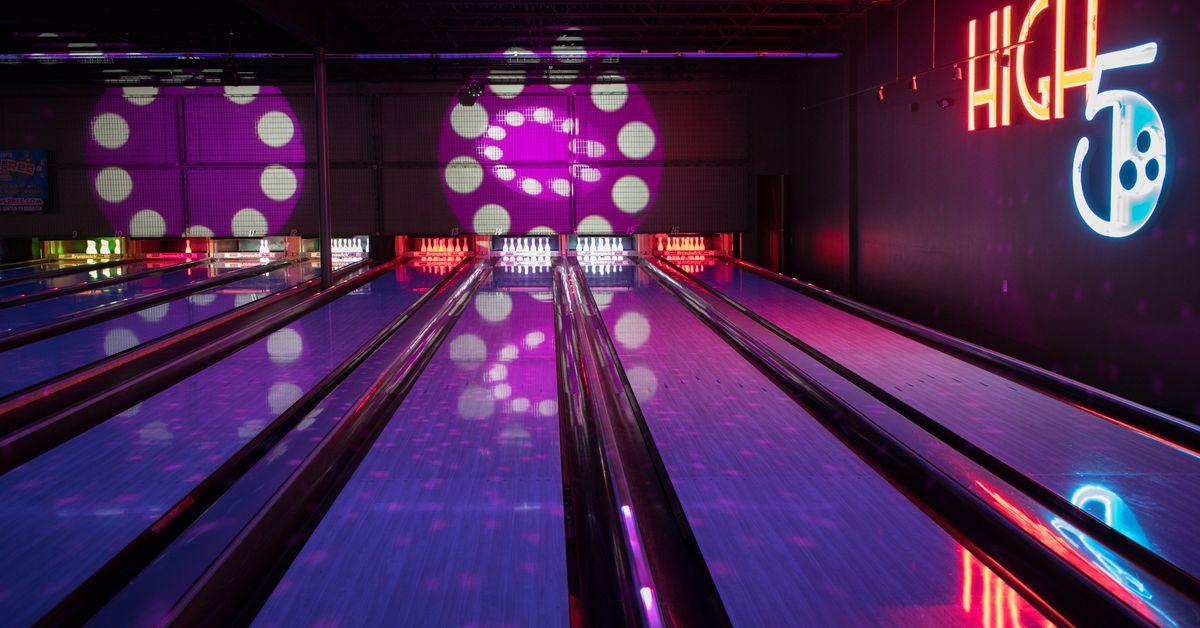 West Seattle Bowling Alley Restaurant