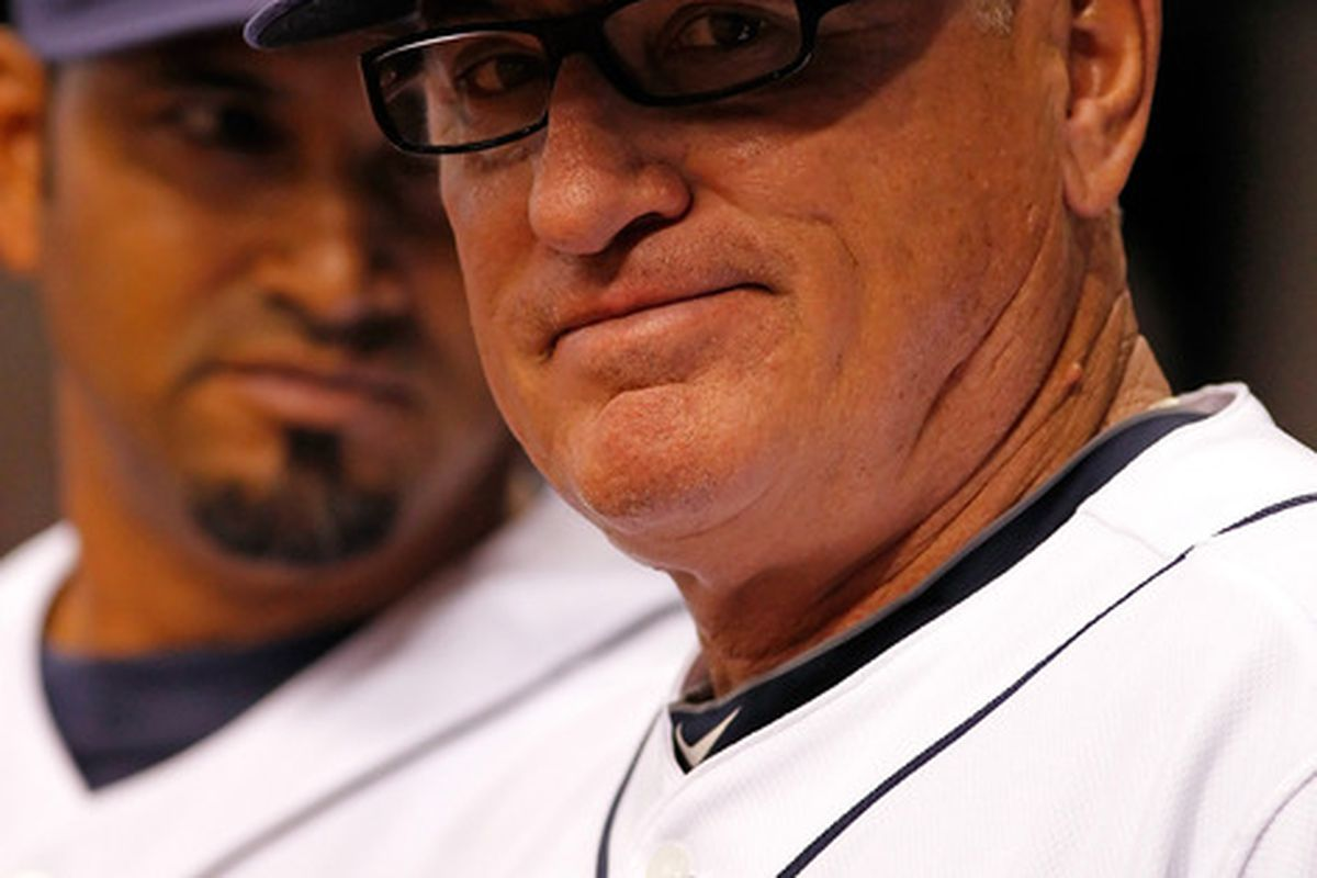 The Year of the Maddon, man