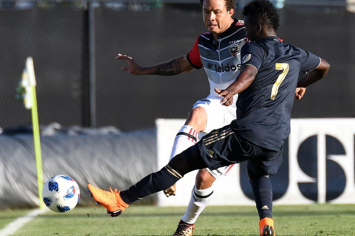 MLS: D.C. United vs. Philadelphia Union