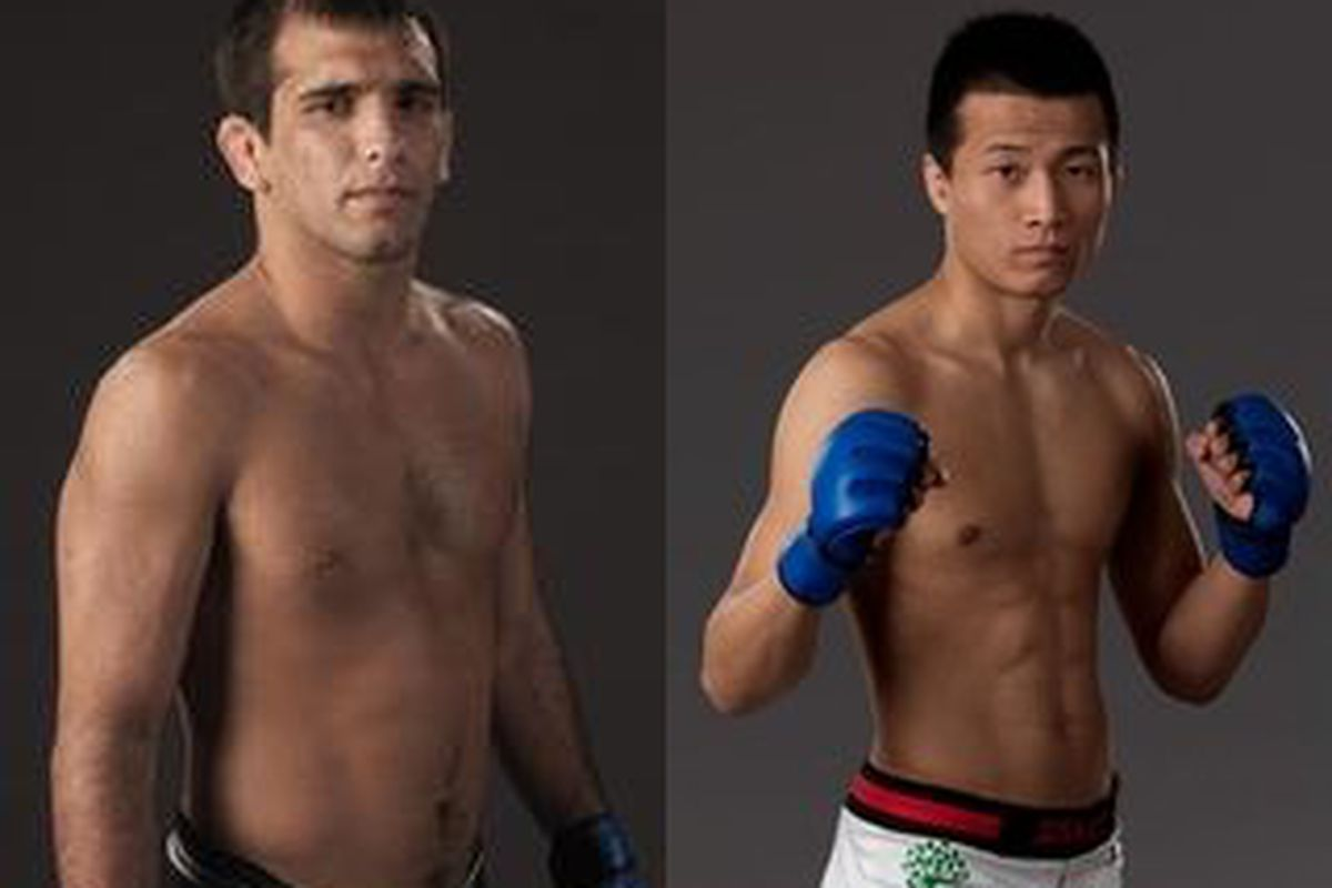 """Rani Yahya and """"Korean Zombie"""" Chan Sung Jung will each look to halt two-fight skids at UFC Fight Night 23."""