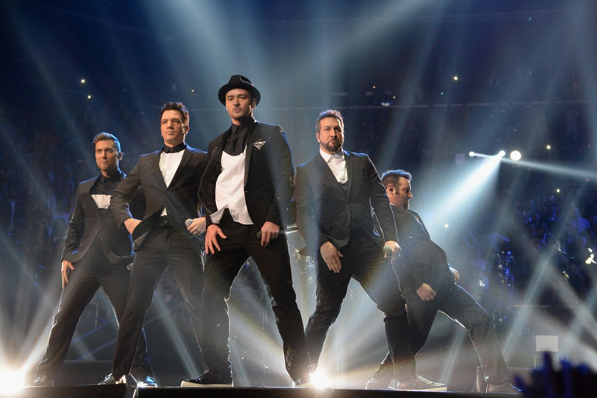 Super Bowl Halftime Performer Justin Timberlake Says Son 'Will Never' Play Football