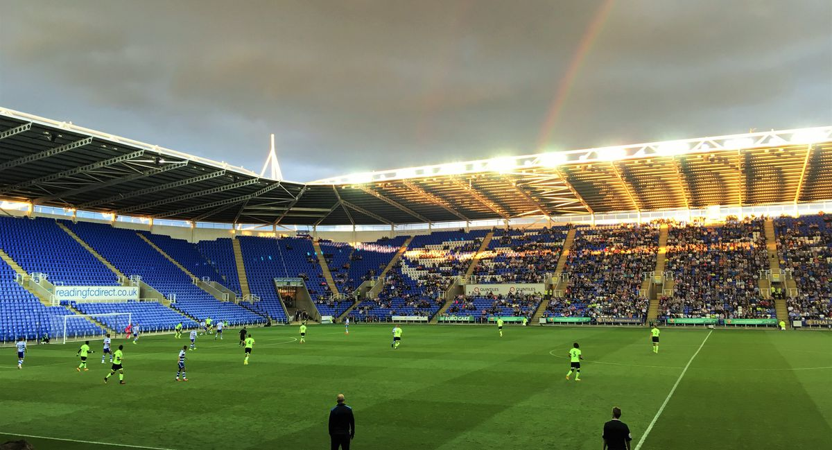 Reading FC 1-1 AFC Bournemouth