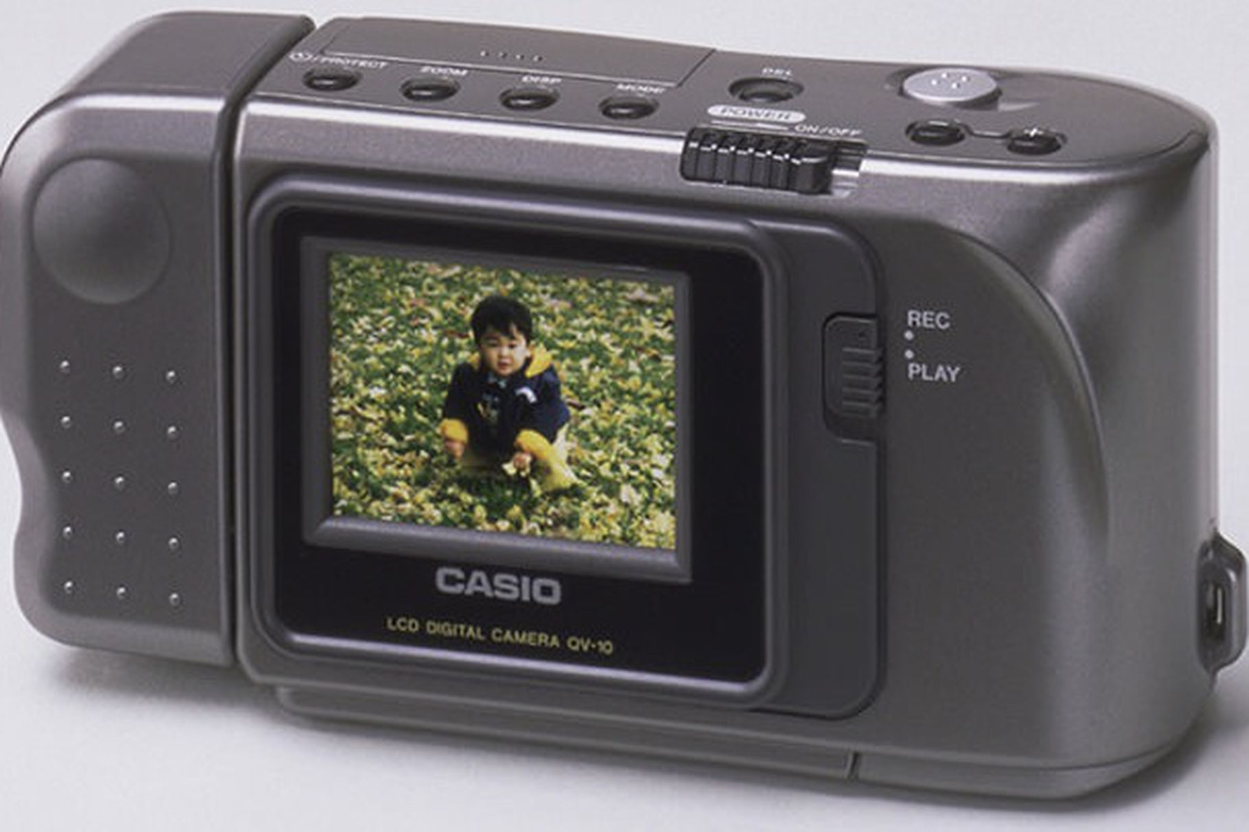 Casio digital camera 1995