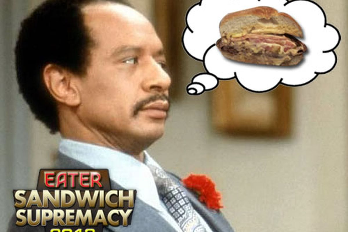 The toughest road to the finals goes through The Sherman Hemsley Division.