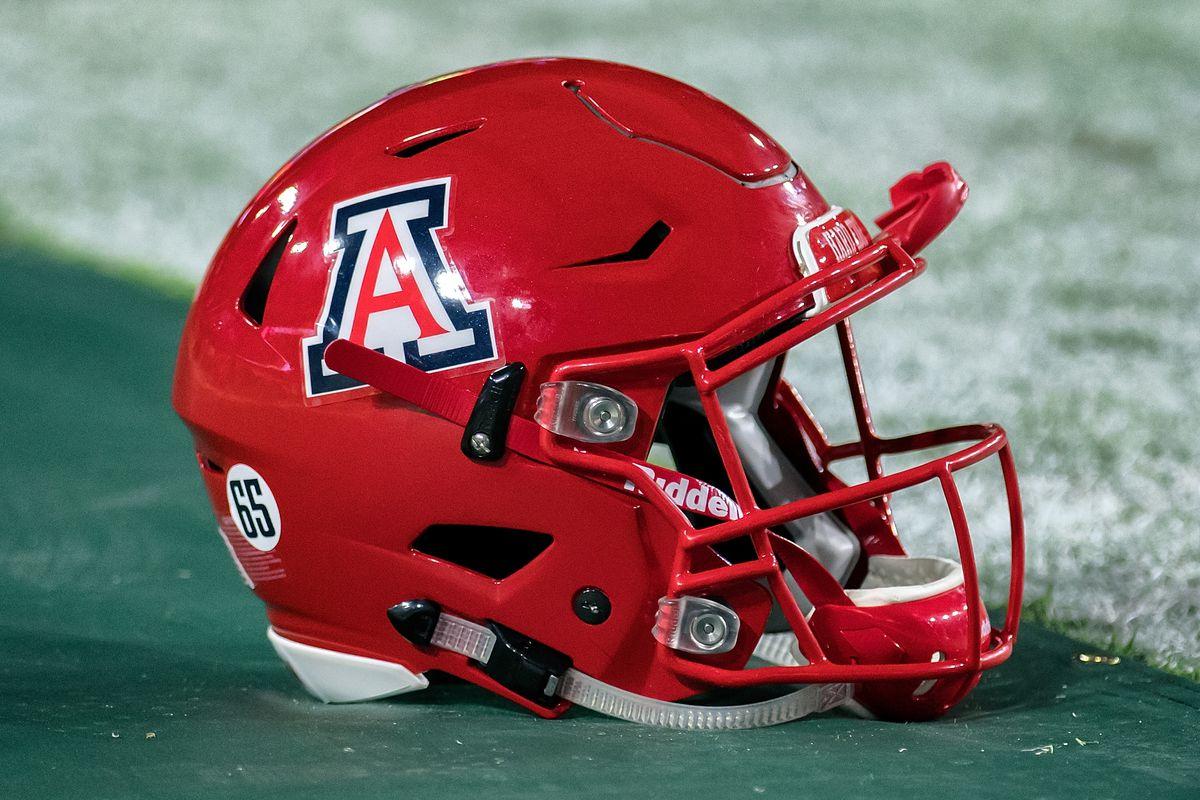 NCAA FOOTBALL: SEP 03 Cactus Kickoff Classic - BYU at Arizona