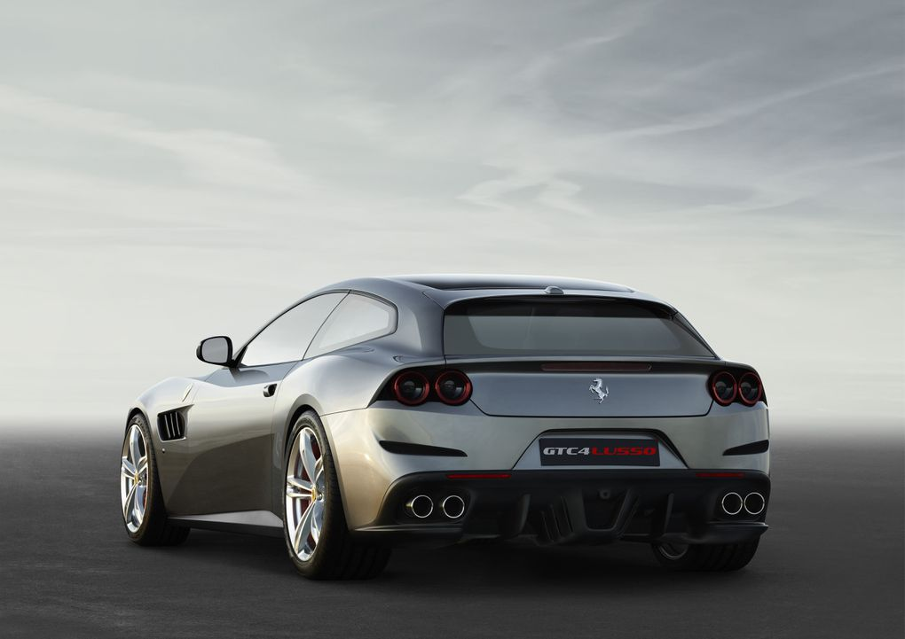 Best Used Family Car >> The closest thing to a Ferrari family car is now the ...