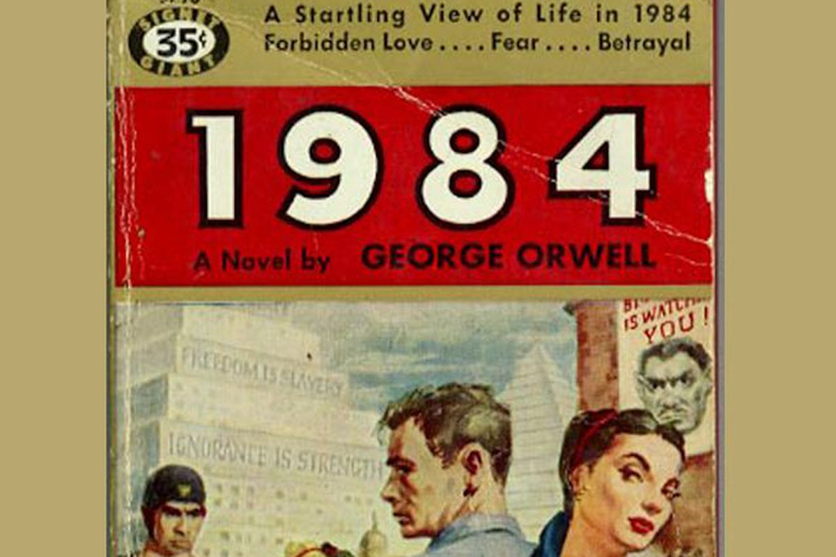 Amazon Drags Authors Readers And George Orwell Into Its Fight With
