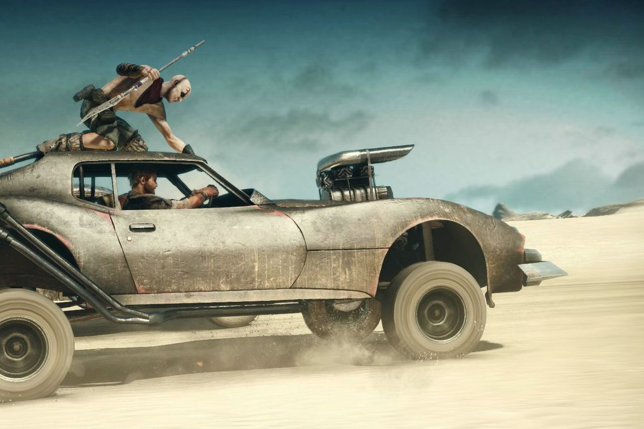 The Mad Max Video Game Is In Its Very Design Anti Fun