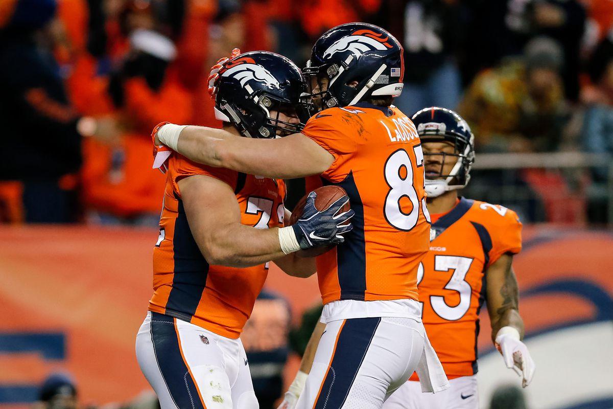 Denver Broncos full 2018 season snap count review - Mile High Report 029752c1e