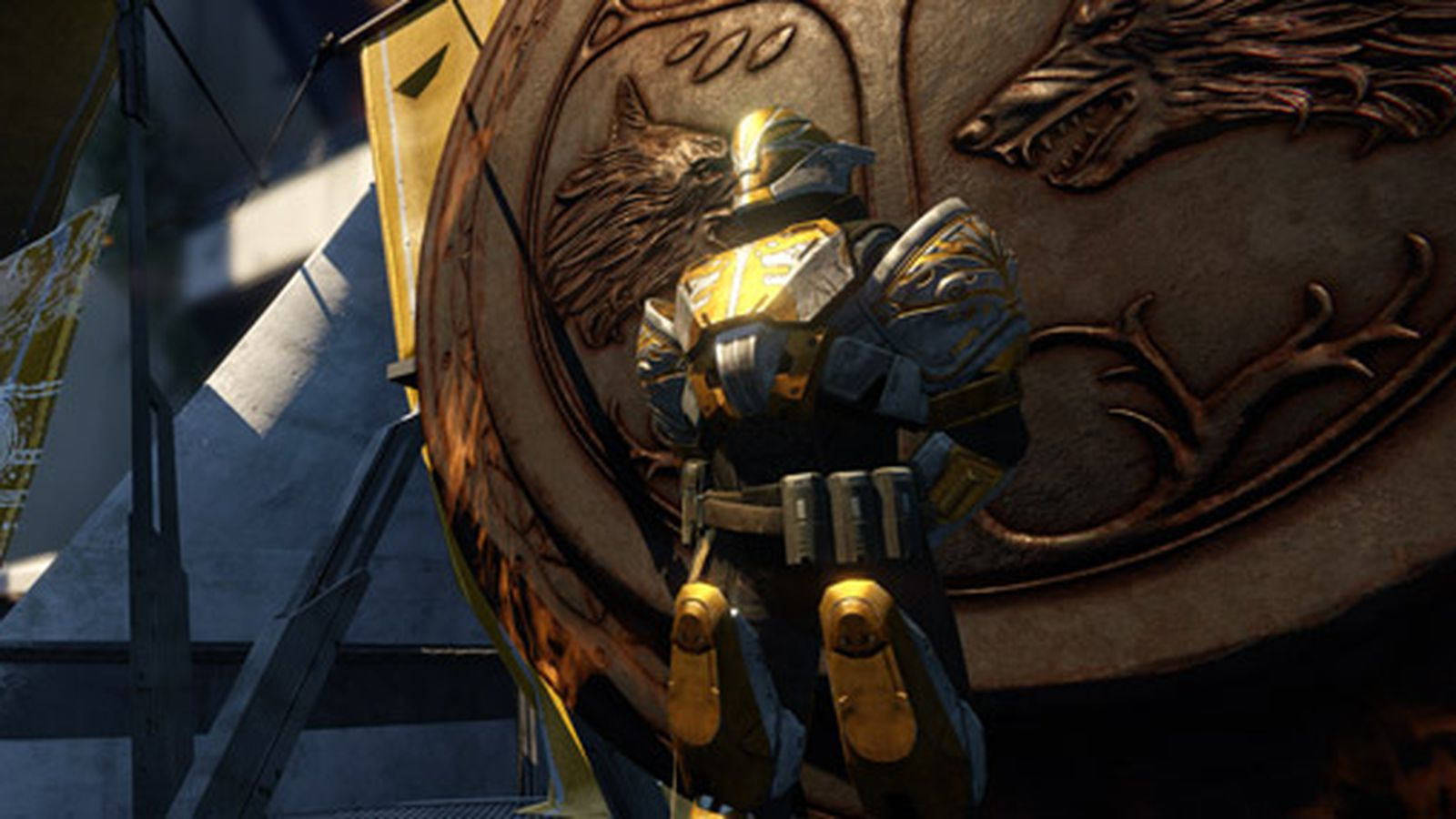 Destiny Dance Gif: Destiny Beta Brings Two New Maps For A Two-hour Event