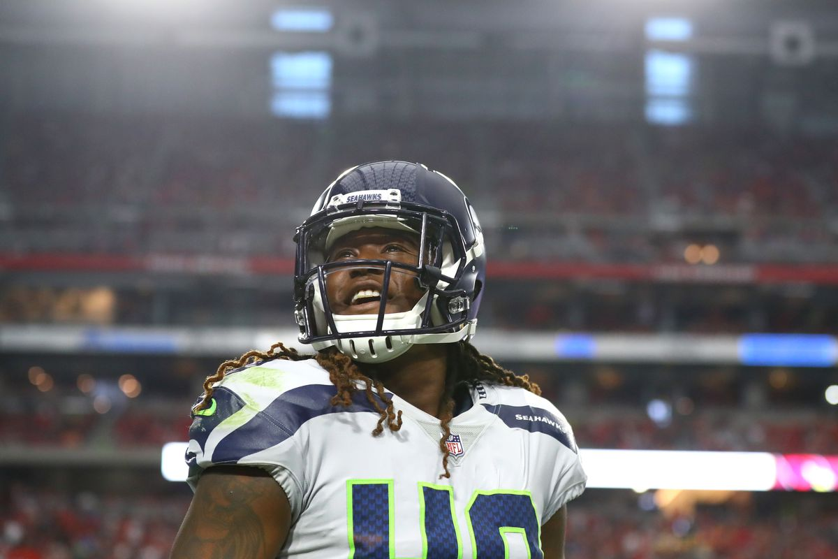 Shaquem Griffin gets some looks at edge rusher during Seattle Seahawks OTAs
