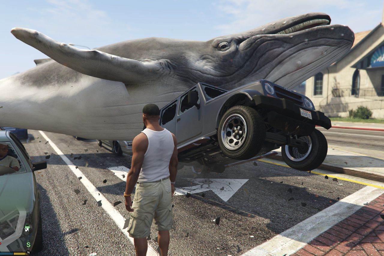 The best GTA 5 mods: an updated collection of videos | The Verge