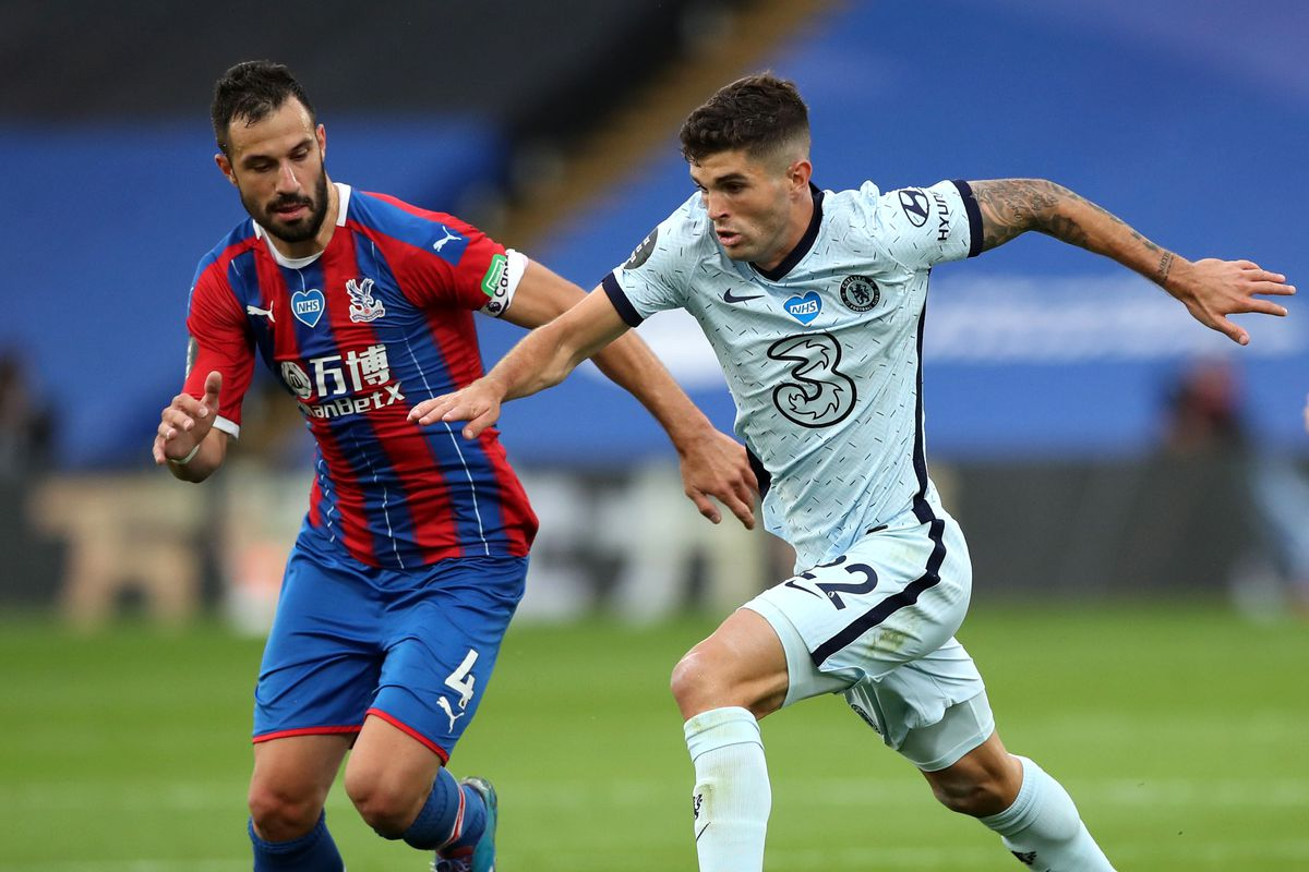 Crystal Palace 2 3 Chelsea Player Ratings Pulisic Makes It Six In A Row We Ain T Got No History