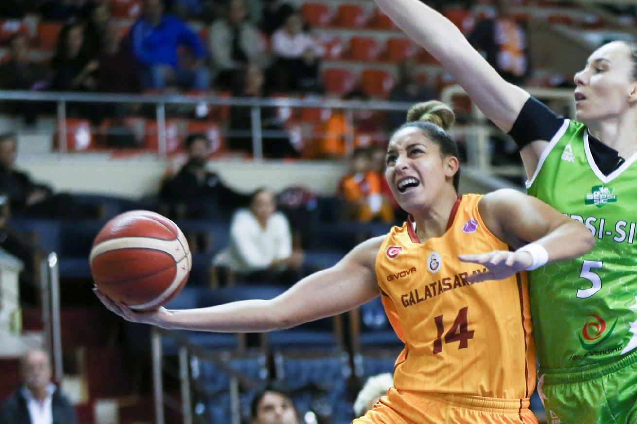 Galatasaray vs ACS Sepsi - FIBA EuroCup Women League